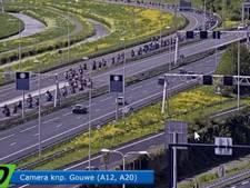 900 motoren onderweg naar Apeldoorn voor Molukse-viering