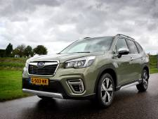 Test Subaru Forester: intelligent én irritant