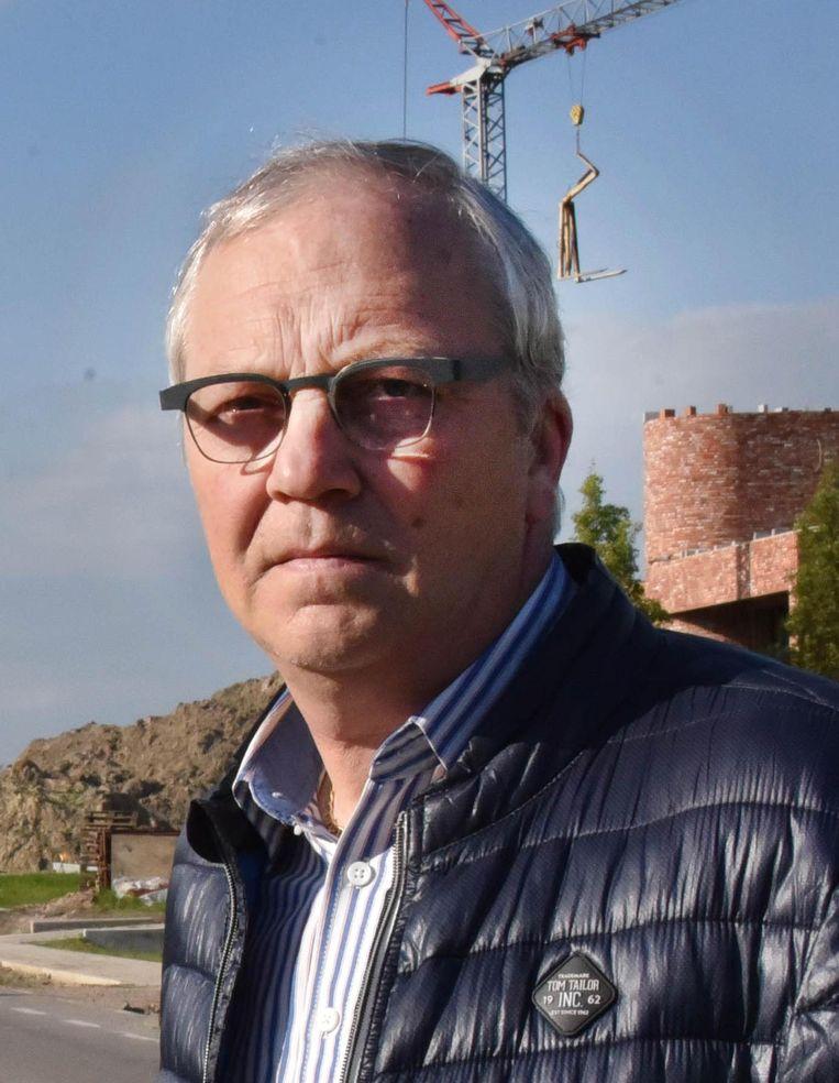 Burgemeester Marc Smans (N-VA).
