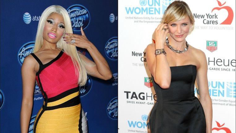 Nicki Minaj zal vermoedelijk de rol van Cameron Diaz' assistente spelen.