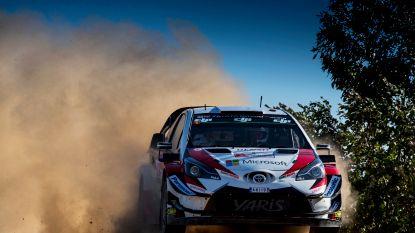 Tänak wint superspecial in Rally van Portugal, Neuville zesde