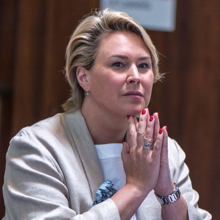 Céline Fremault.