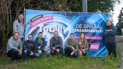 MIG haalt de Totally 90's en Nillies Party naar Geraardsbergen