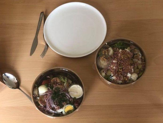 bij Wow salads and more