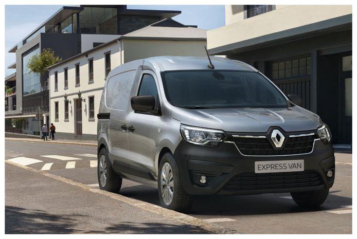 De Express is een doorontwikkeling van de Dacia Dokker en vormt een voordeliger alternatief