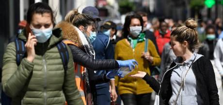 Le taux de reproduction du virus repasse à 1, pour la première fois depuis avril