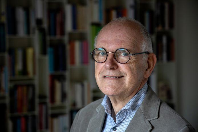 Voorzitter John Bloemers van het Platform Gehandicaptenbeleid Eindhoven (PGE)
