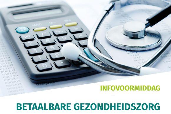Infovoormiddag betaalbare gezondheidszorg