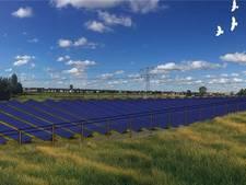Raad Losser stemt tegen zonnepark