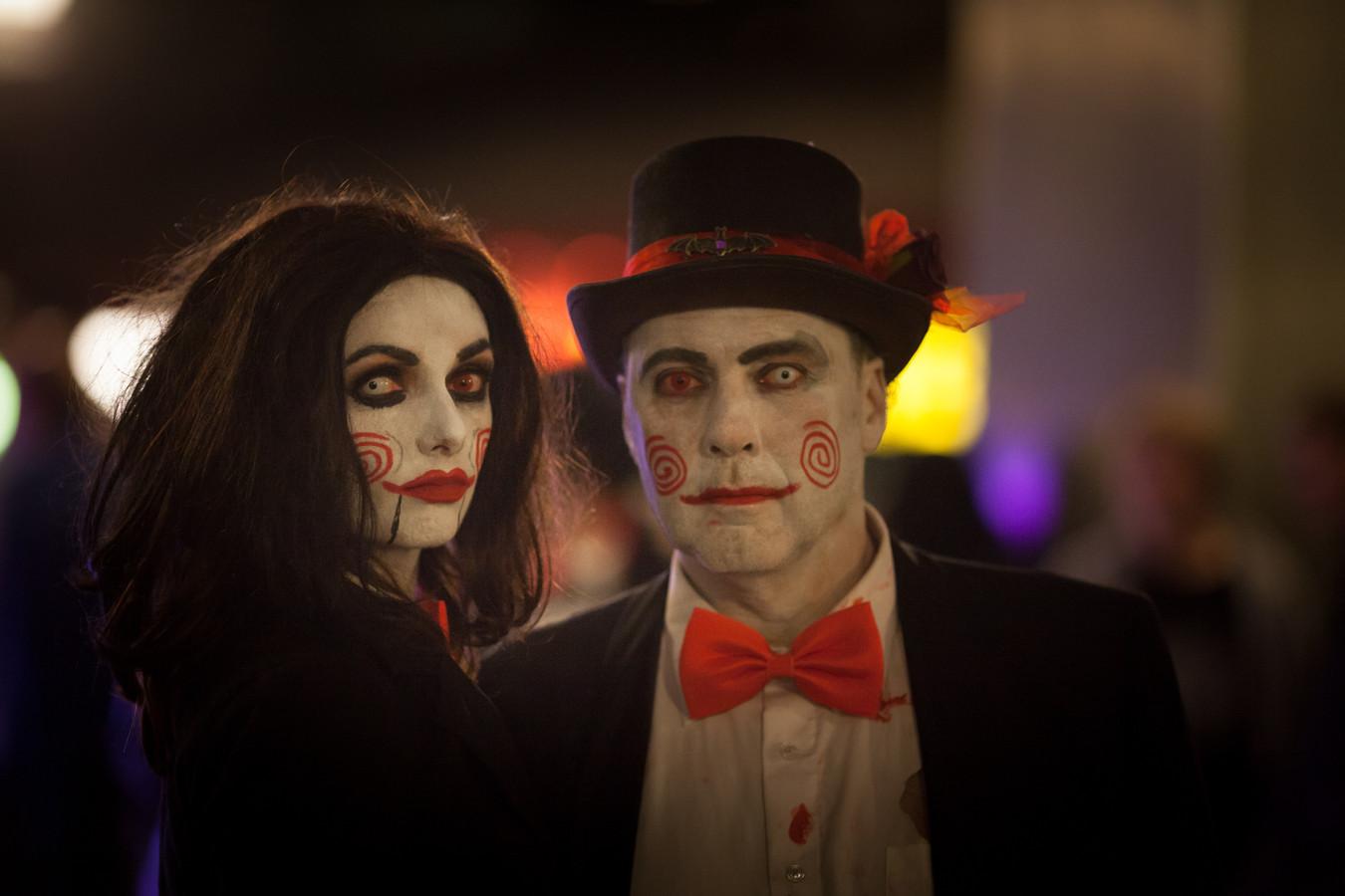 Halloween Zoetermeer.Gillen En Griezelen In Het Stadshart Foto Ad Nl