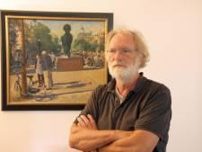 Voor kunstschilder en voormalig huisarts Piet uit Almelo is schilderen zoiets als ademhalen