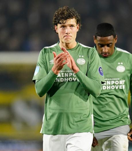 Lammers wil PSV helpen aan goals en nieuwe energie: 'Wat is dit ontzettend zonde'