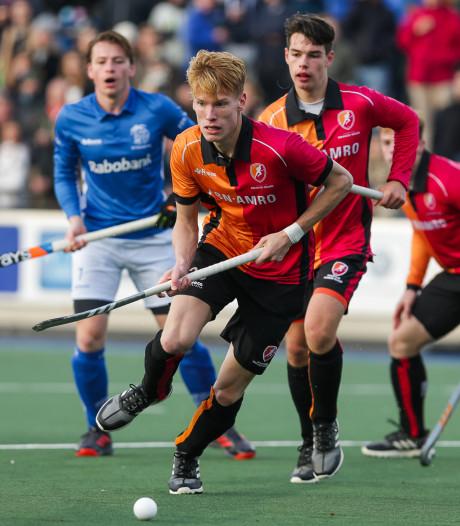 Oranje-Rood in laatste wedstrijd van dit kalenderjaar onderuit in Den Bosch