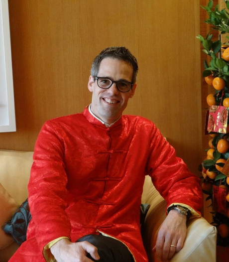 Hoteldirecteur vanuit Zuid-China naar kampioensduel FC Twente