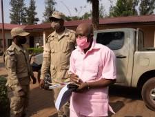 """Le héros du film """"Hôtel Rwanda"""" admet avoir formé un groupe rebelle"""