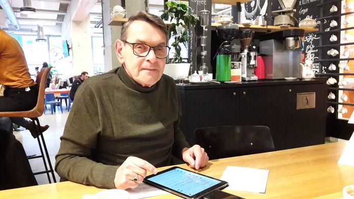 Theo van Stiphout, voorzitter van OVO
