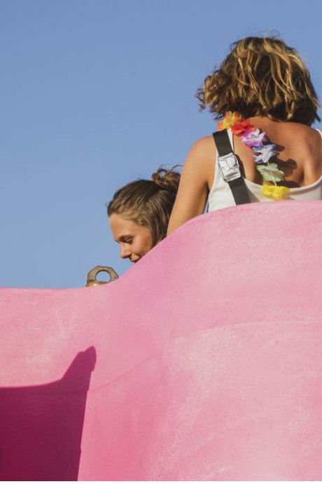 Plassen op festivals