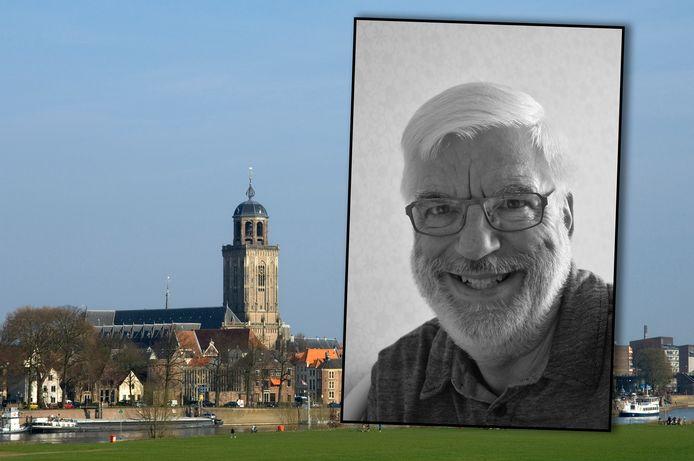 Huub van Sabben (1954) uit Deventer is overleden.