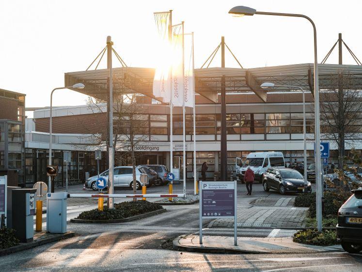 Geen paniek bij SKB ziekenhuis in Winterswijk door corona-uitbraak: 'Alles onder controle'
