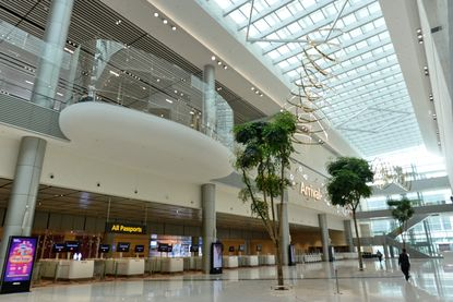 Medewerker van luchthaven Singapore verwisselde labels van 286 stuks bagage