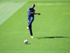 Bolt gemotiveerd na eerste training Mariners