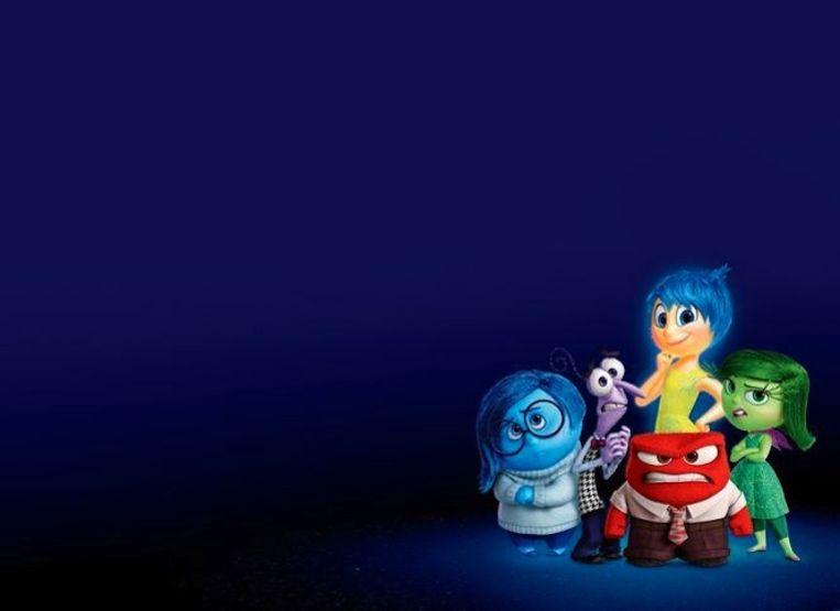 Inside Out Beeld Pixar