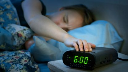 Te weinig én te veel slaap verhogen risico op dementie
