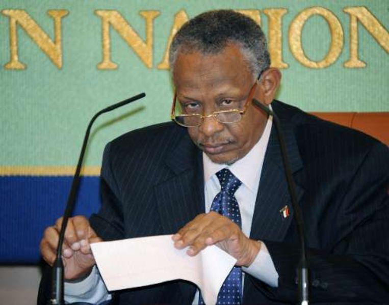 Adviseur Nafie Ali Nafie noemt de cijfers van de VN overdreven.