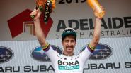VIDEO. Sagan grijpt eerste zege van het seizoen in Tour Down Under
