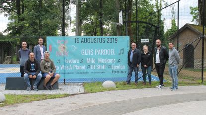 Milo Meskens en Gers Pardoel op podium voor achtste editie Pop@Park