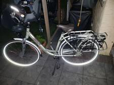 Dief neemt de benen, maar van wie is deze gestolen fiets?