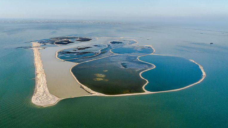 Bezoek dit weekend eens een onbewoond eiland. Beeld John Gundlach - Flying Holland