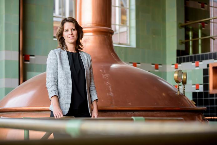 "Dommelsch-topvrouw Lieselotte Kruf: ,,Bier is emotie."""