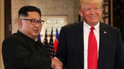 Kim Jong-un schrijft brief naar Trump en vraagt om nieuwe ontmoeting