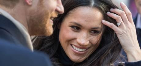 Buckingham Palace verkoopt replica's van Meghans verlovingsring