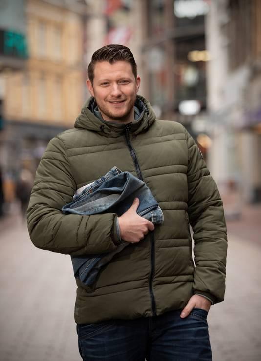 Mensen in Arnhem: Tommy Lentjes