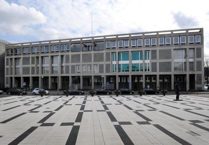 De rechtbank in Arnhem op archiefbeeld.