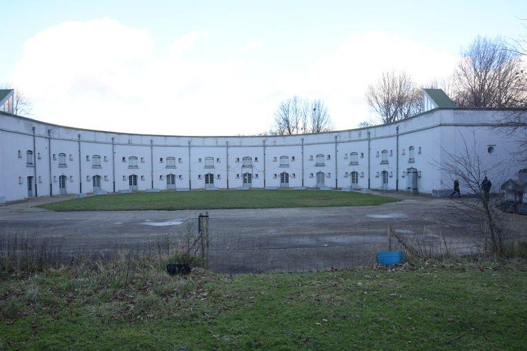 Het bezoekerscentrum in Fort Liefkenshoek trekt jaarlijks 17.000 bezoekers