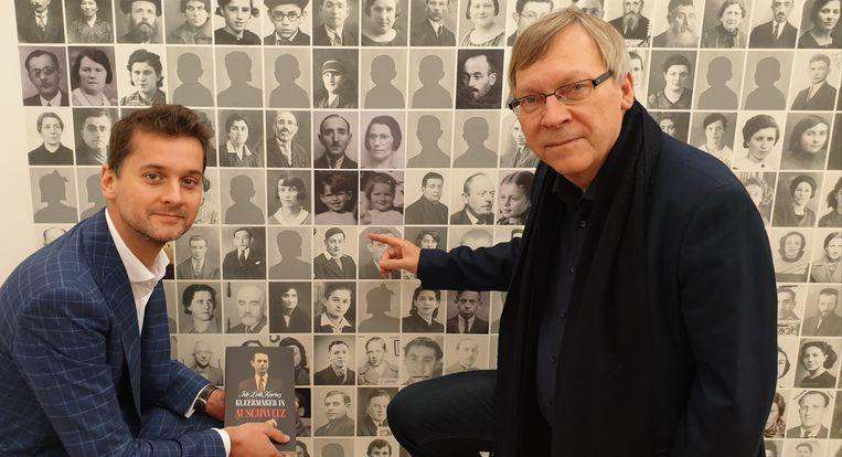 David Van Turnhout en Dirk Verhofstadt