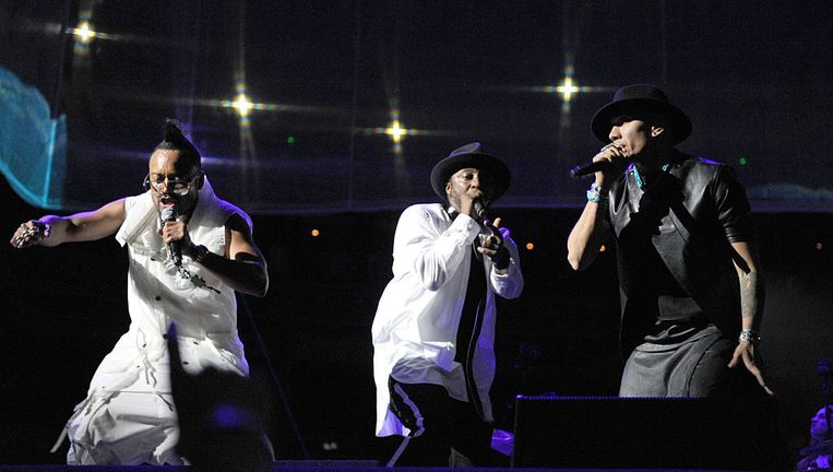 Black Eyed Peas seks