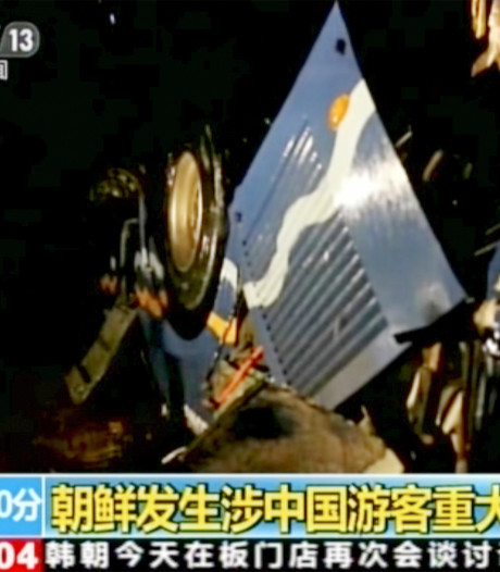 32 Chinese toeristen omgekomen bij ongeluk met bus in Noord-Korea