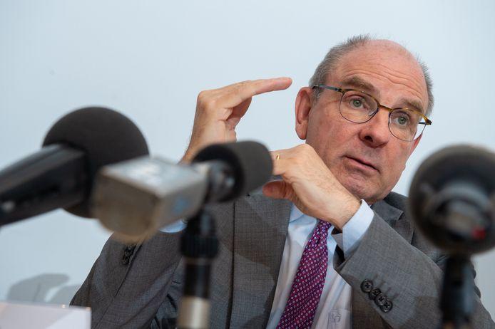 Minister van Justitie Koen Geens