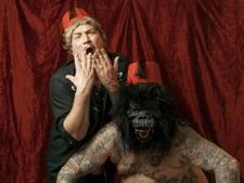 Helldorado in Klokgebouw: rockfestival als een ontspoorde achtbaan