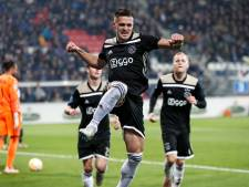 LIVE | Ajax kan tegen Benfica rekenen op Tagliafico en Mazraoui