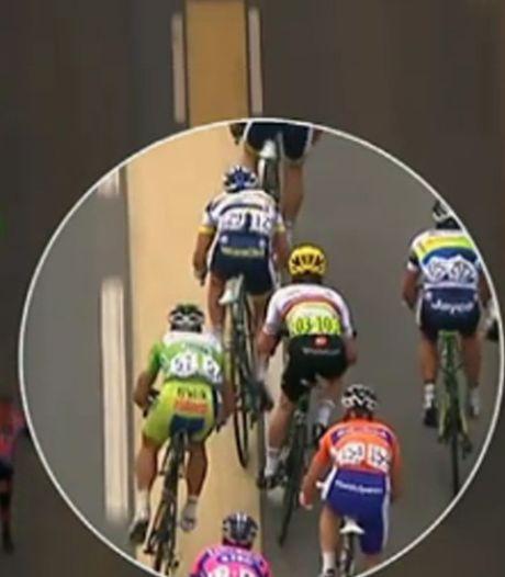 Le geste dédaigneux de Cavendish à l'égard de Van Hummel