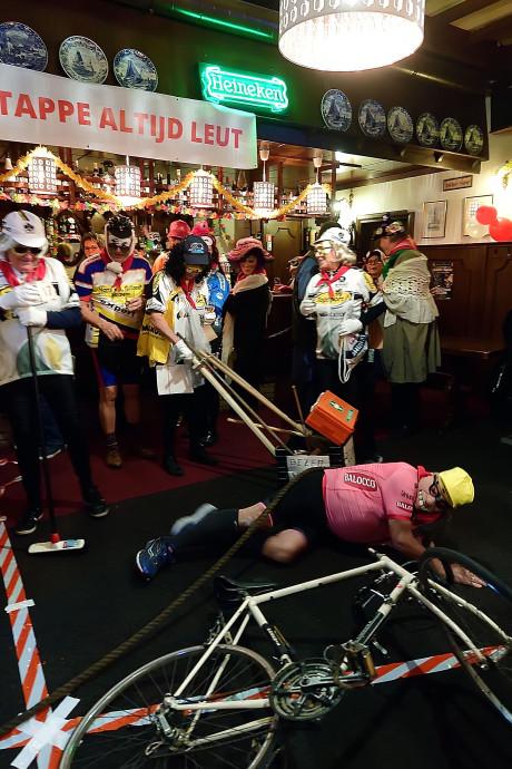 Vastenavendclub Altijd Leut uit Bergen op Zoom stopt na 66 jaar
