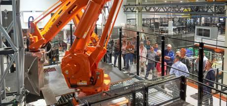 Vanderlande gaat robotonderzoek doen op campus van TU Eindhoven