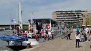 Waterbus vaart langer bij Tourstart