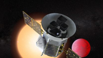 Nieuwe NASA-telescoop vanaf volgende week op zoek naar buitenaards leven