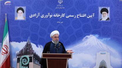 Iran begint officieel met verdere terugtrekking uit nucleair akkoord